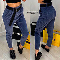 Женские брюки вельветовые, фото 1