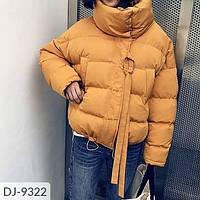 Женская короткая демисезонная куртка, фото 1