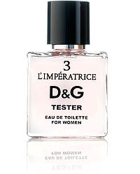 Dolce&Gabbana Anthology L`Imperatrice 3 Orign TESTER, для женщин, 50 Мл