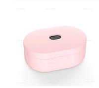 Силиконовый противоударный чехол - Redmi Airdots. Розовый
