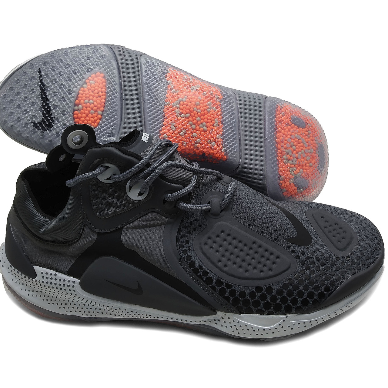 Кроссовки мужские серого цвета похожие на Nike Joyride CC3