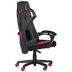 Кресло VR Racer Radical Taylor черный/красный, Бесплатная доставка, фото 3