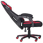 Кресло VR Racer Radical Taylor черный/красный, Бесплатная доставка, фото 6