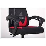 Кресло VR Racer Radical Taylor черный/красный, Бесплатная доставка, фото 8