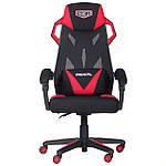 Кресло VR Racer Radical Taylor черный/красный, Бесплатная доставка, фото 2