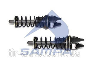 Ремкомплект тормозного механизма Iveco EuroTech, EuroStar, EuroTrakker D=410 SIMPLEX( SAMPA ) 060.570