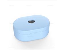 Силиконовый противоударный чехол - Redmi Airdots. Голубой