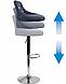 Барный стул HOKER KING, фото 2