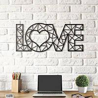 "Картина ""LOVE"" изготовление картин"