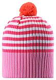 Демисезонная шапка-бини для девочки Reima Tokko 538069-4411. Размеры 48/50 - 56/58., фото 2