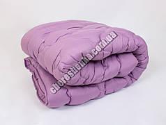 Двуспальное одеяло микрофибра/холлофайбер 011