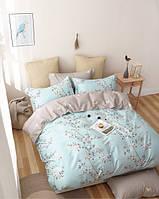 Комплект постельного белья сатин-фотопринт Bella Villa B-0184