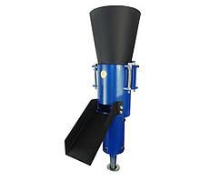 Робоча частина гранулятора (без станини та приводу)