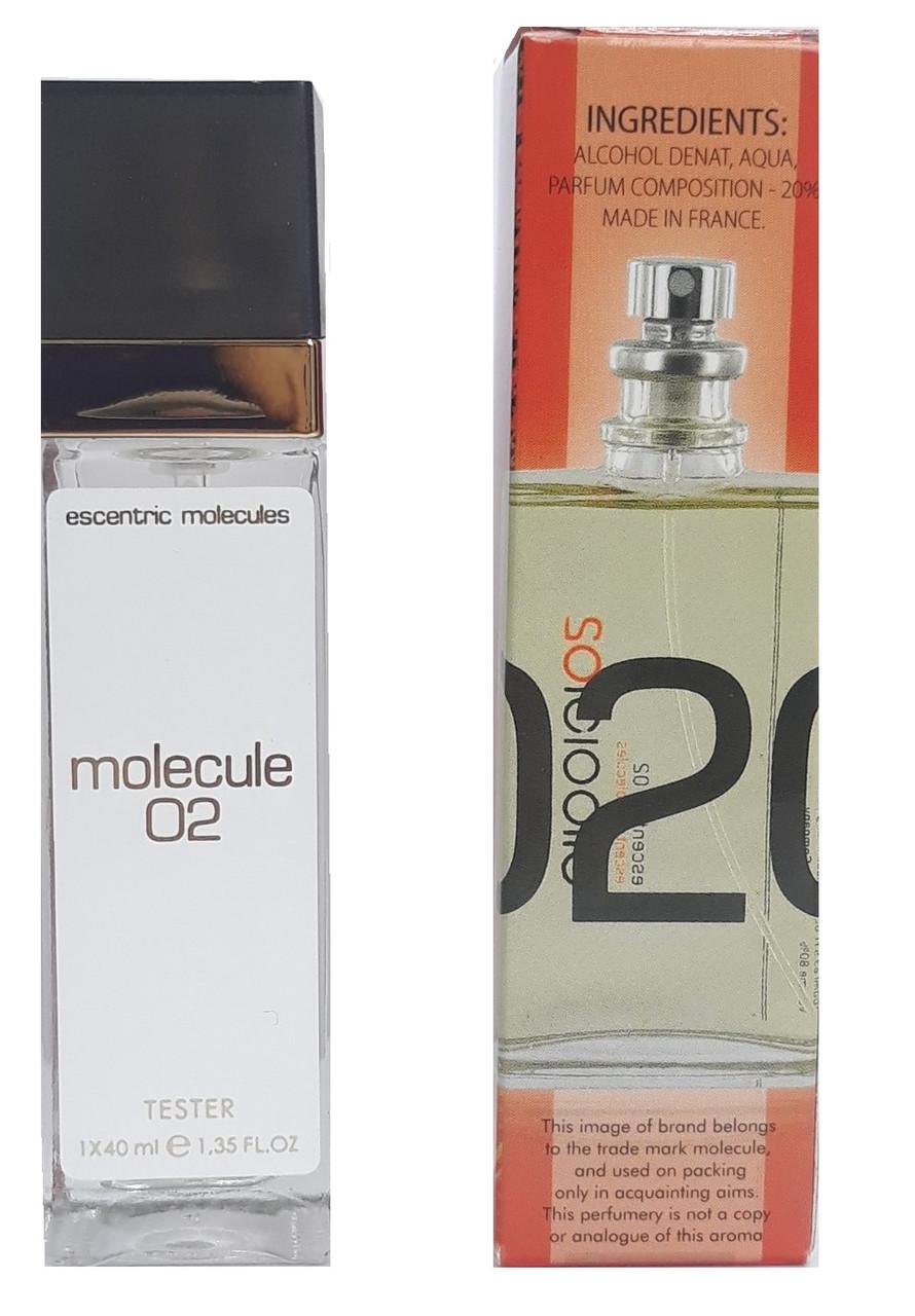 40 мл міні-парфуми Molecules 02 Escentric Molecule (унісекс)