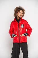Женская весенняя короткая куртка 205