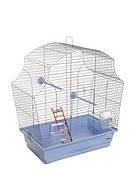 Клетка для мелких декоративных птиц Мери 44*27*54, хром