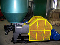 Пресс для производства топливных брикетов Brytex BT-350, фото 1