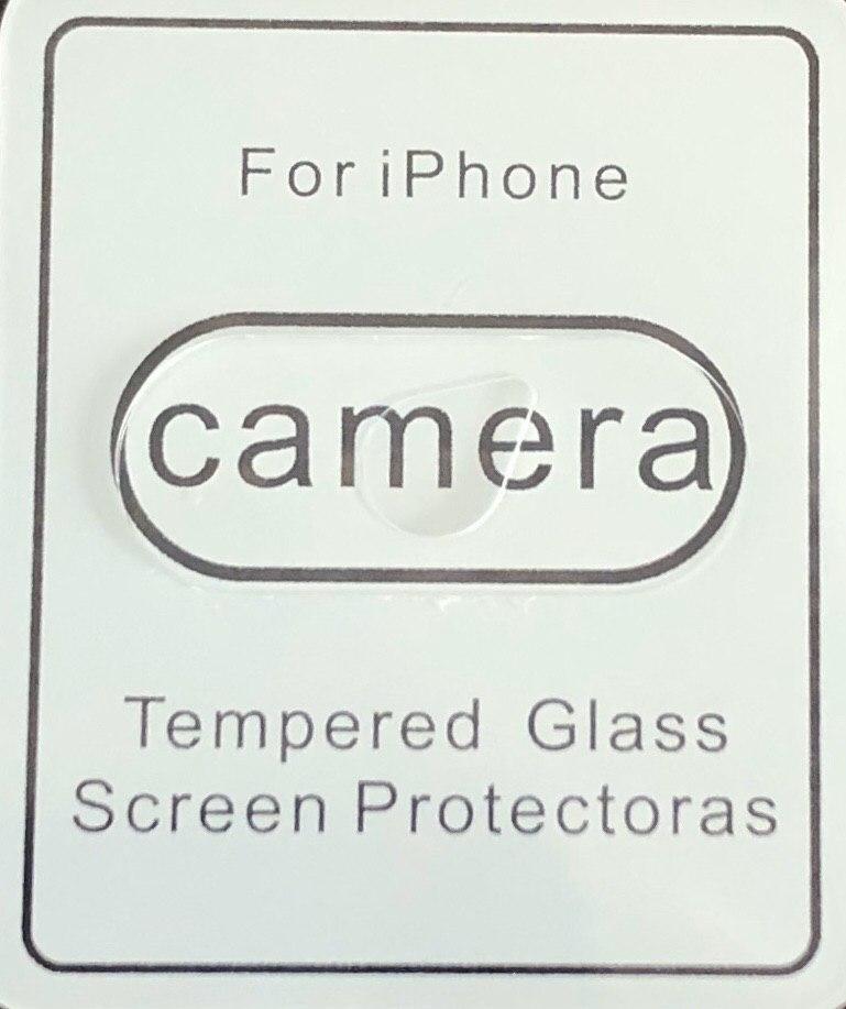 Стекло 2.5D на камеру iPhone Xs Max защитное