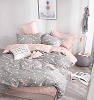 Комплект постельного белья сатин-фотопринт Bella Villa B-0178