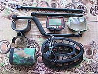 Металошукач Fisher F44, захист на котушку, чохол на блок та штангу, гарантія 2 роки, фото 1