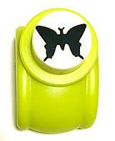 Дырокол фигурный для детск. твор. KM-8203 Бабочки 2 вида (диаметр 2.5см)