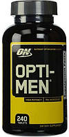 Витамины Optimum Nutrition - Opti-Men Nutrient Optimization System (240 таблеток)