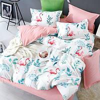 Комплект постельного белья сатин-фотопринт Bella Villa B-0202