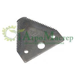 Сегмент ножа Н.066.14 Дон, Акрос, Вектор режущего аппарата