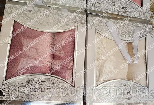 Набор махровых бамбуковых полотенец ! Турция., фото 2