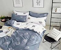 Полуторное постельное белье ранфорс R7536 с комп. ТМ ТAG