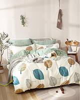 Комплект постельного белья сатин-фотопринт Bella Villa B-0207