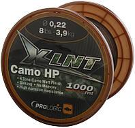 Леска Prologic XLNT HP 1000m 12lbs 5.6kg 0.28mm Camo