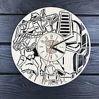 Интерьерные часы на стену «Трансформеры», фото 1