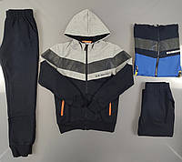 Трикотажный костюм-двойка для мальчиков F&D оптом, 6-16 лет. Артикул: WX2637, фото 1