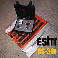 Аренда подкладных автомобильных весов ESIT AS 30t