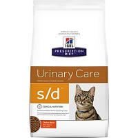 Сухой корм для кошек Hill's Prescription Diet Feline Urinary Care s/d 1,5 кг