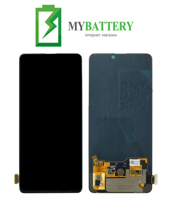 Дисплей (LCD) Xiaomi K20/ K20 Pro/ Mi9T с сенсором черный
