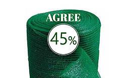 Сетка затенение AGREE - 45%  1.5м*100м