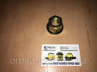 5425-3101040 Гайка М22х1,5 колеса переднего и заднего КАМАЗ ЕВРО с шайбой (Россия)