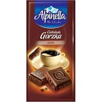 Шоколад ALPINELLA Czekolada Gorzka DARK