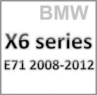 X6 E71 2008-2012