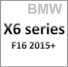 X6 F16 2015+