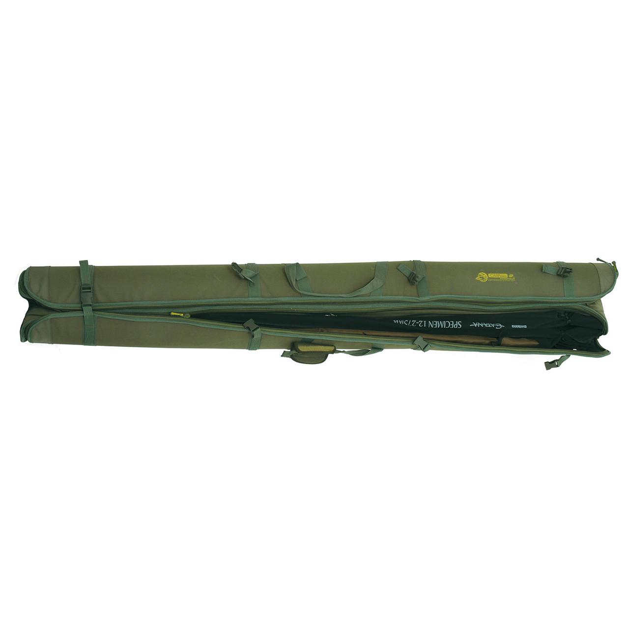Чехол для спиннингов карповых жесткий КВ-12б Acropolis
