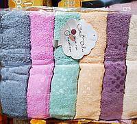 Банные полотенца Gursan  70*140 Турция