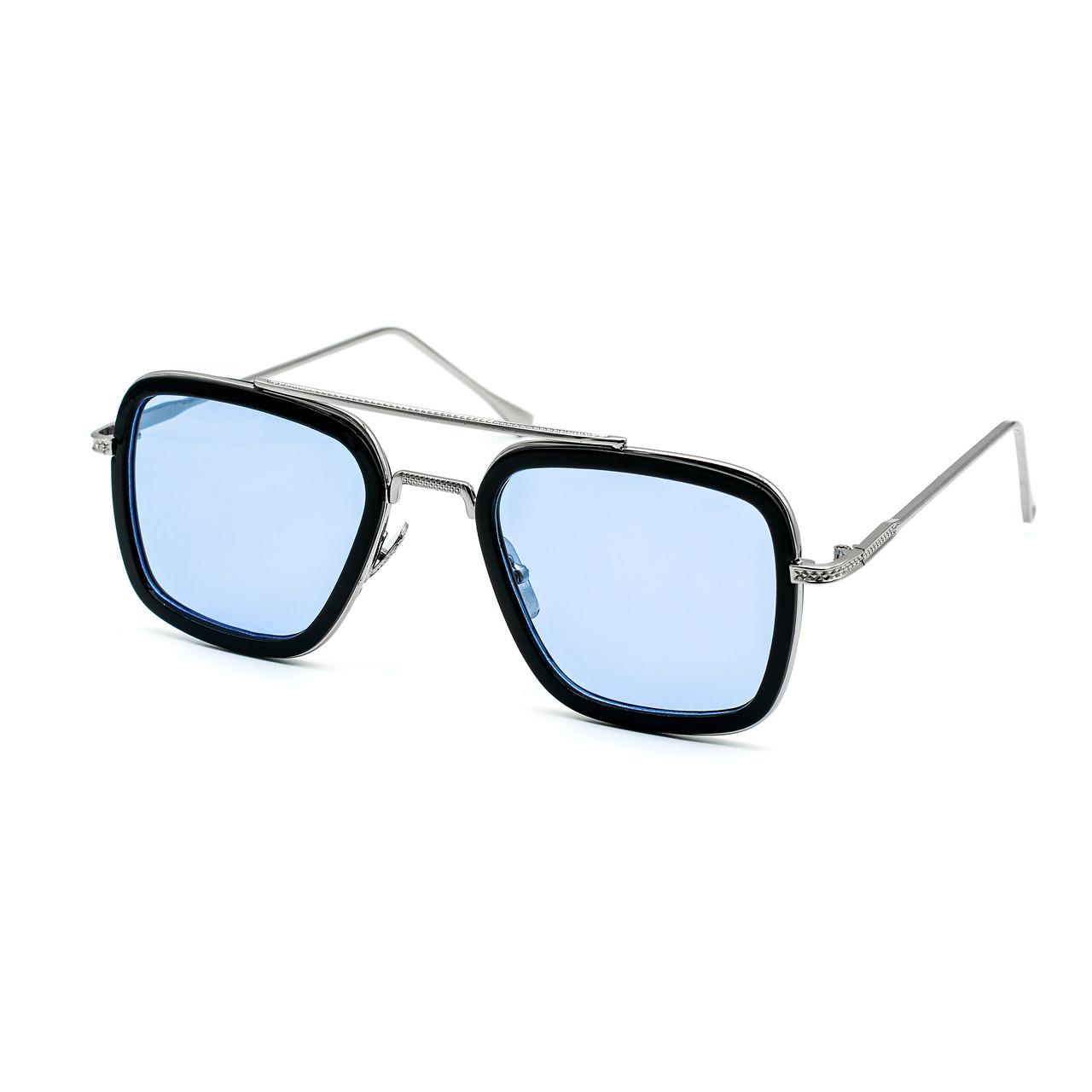 Солнцезащитные очки Dubery - Tony Stark series (Light blue)