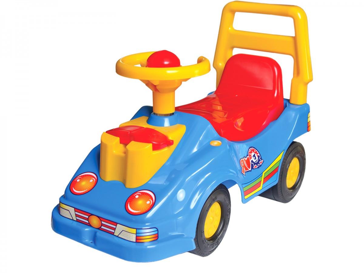 Іграшка Авто для прогулянок Технок 2490