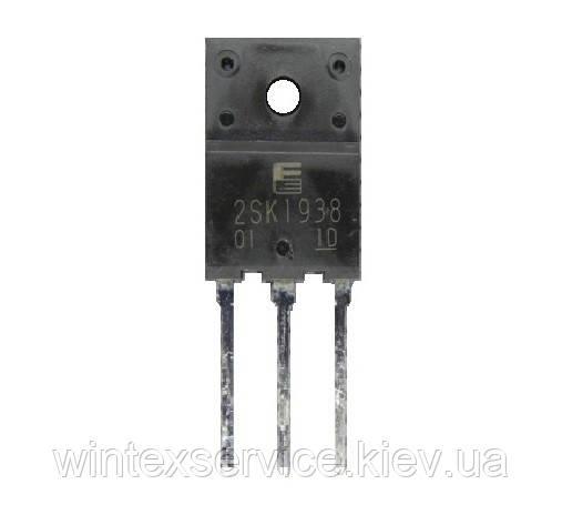 Транзистор 2SK1938 500V 18A to3pf Демонтаж