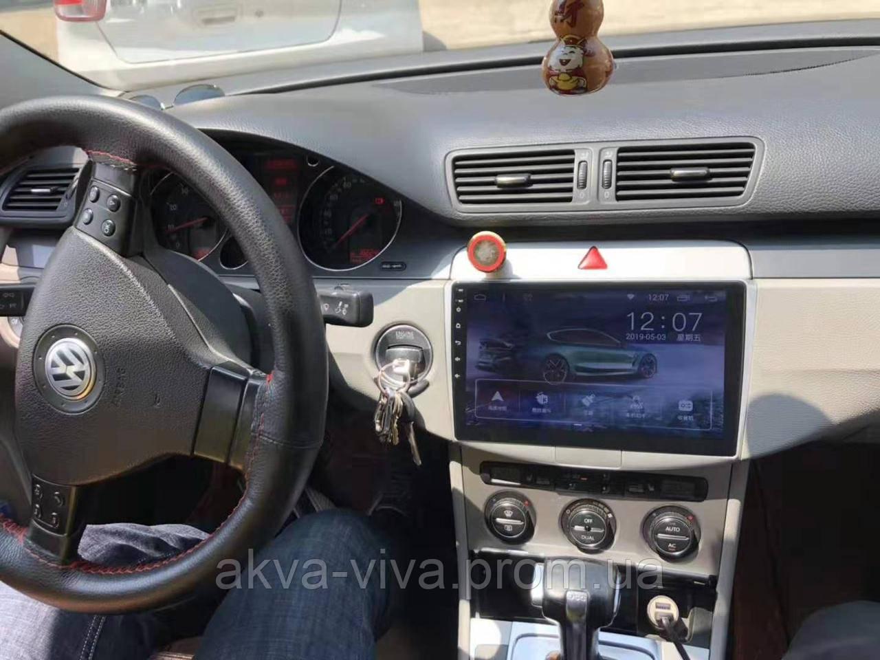 Штатная автомагнитола для Volkswagen Passat B6 2006-2011 на ANDROID 8.1 (М-ФПБ6-10)