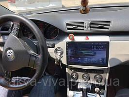 Штатная автомагнитола для Volkswagen Passat B6 2006-2011 на ANDROID 8.1