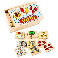 Настольная игра лото Количество Lam Toys 28 деталей